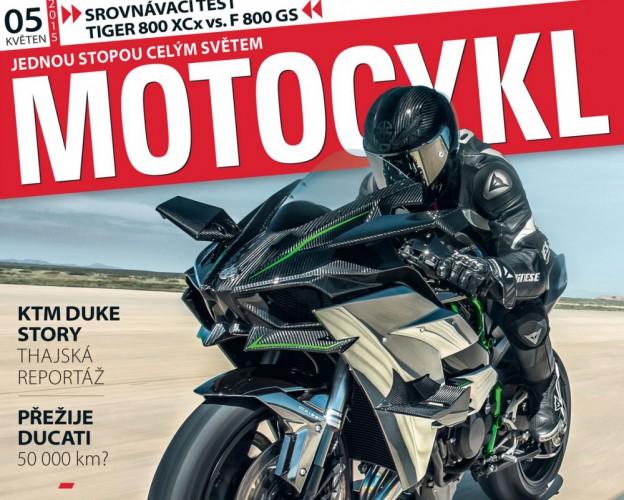 Motocykl 5/2015