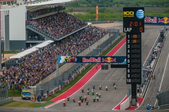 Druh� GP sezony � Velk� cena Texasu