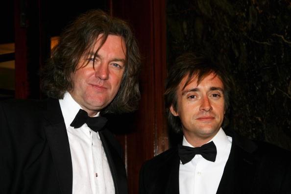 Richard Hammond a James May rozprodávají èást svých motocyklù
