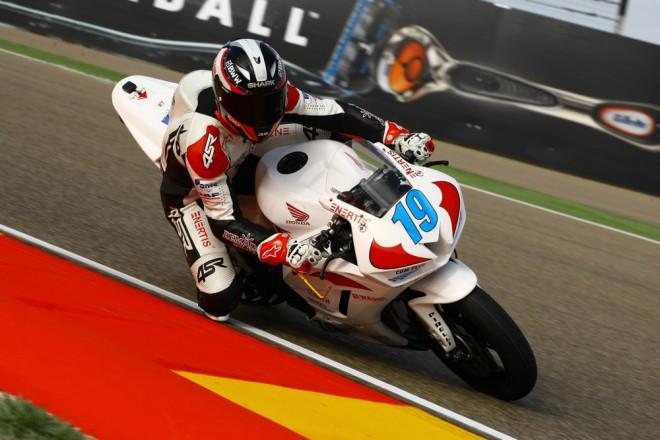 Na MotorLand Aragónu získal tým SMS Racing další ètyøi body