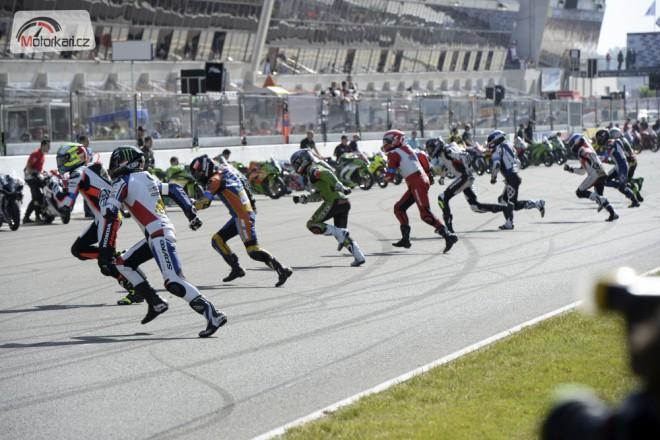 Tento týden startuje motocyklová 24Hodin Le Mans