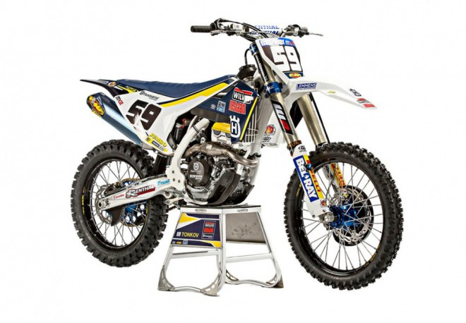 Husqvarna FC 250 Factory Racing