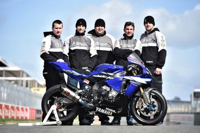 Slovenská stáj Yamaha Maco Racing míøí do Le Mans