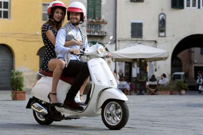 Skútr Demo tour: vyzkoušejte Aprilii, Piaggio èi Vespu