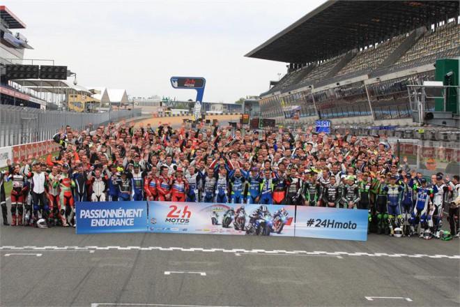 24 hodin Le Mans - závod