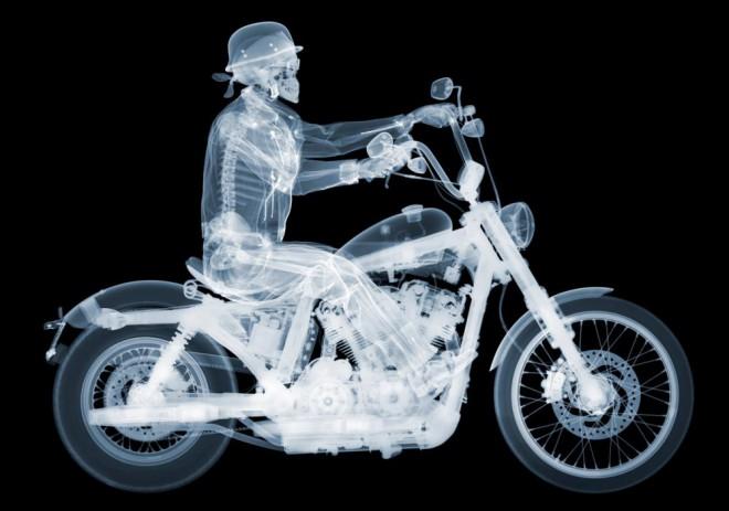 Motorky pod rentgenem