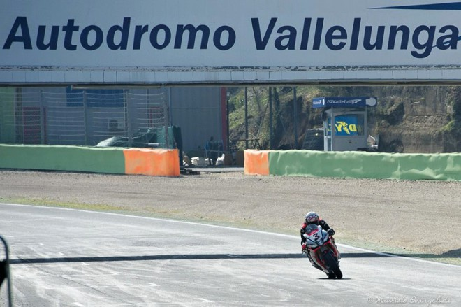 Autodromo Vallelunga je rezervním okruhem WSBK