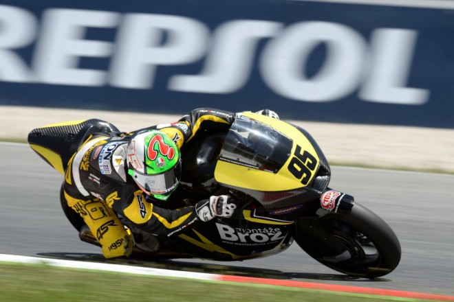 Tým Montáže Brož Racing zùstal bez jezdce a ME CEV Moto2 nepojede
