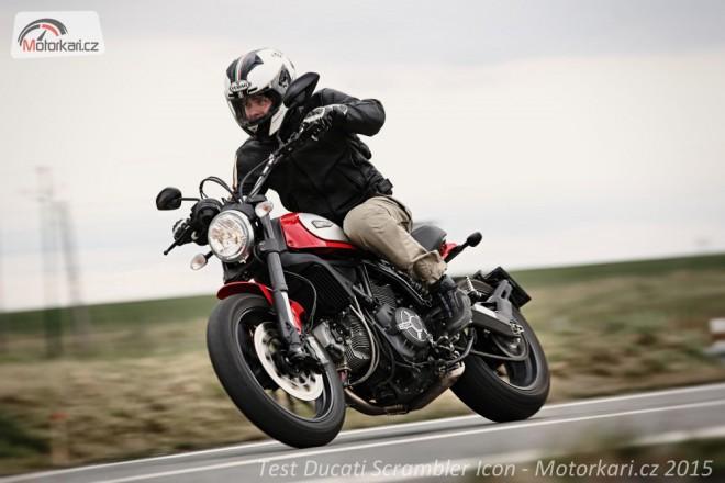 Ducati Scrambler Icon - Nejsem žádná ikona!