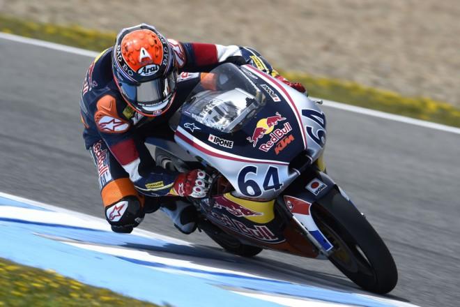 První pole position sezony patøí Bo Bendsneyderovi