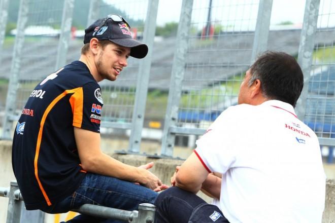V Jerezu znovu diskutují o nasazení Casey Stonera