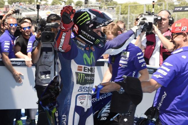 GP �pan�lska � Zlato z Jerezu z�skal Lorenzo, M�rquez je druh�, Rossi t�et�