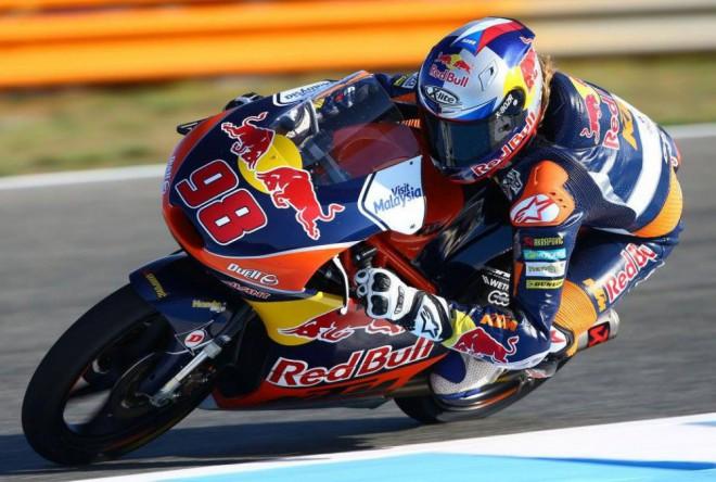 Z Jerezu si Karel Hanika odváží pouze trestné body