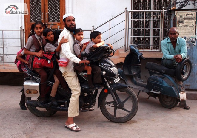 Když pøežiješ Indii, zvládneš všechno