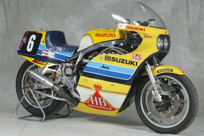 Historie øady Suzuki GSX-R: prvních 15 let