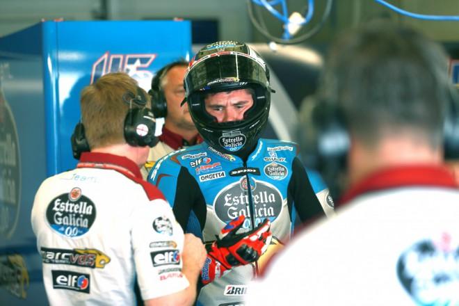 Závod byl pro Reddinga zklamáním, test mu ale zlepšil náladu