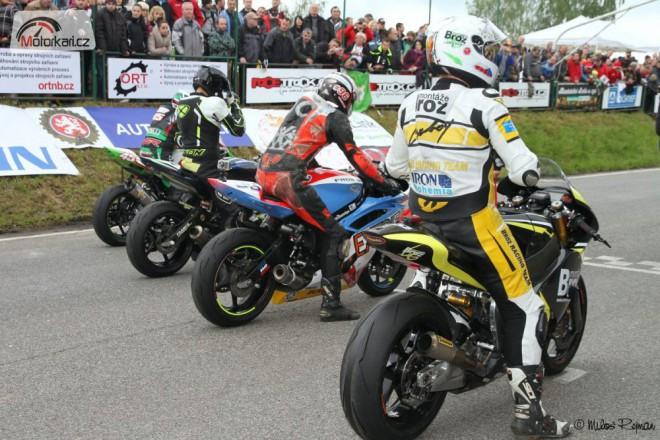 Montáže Brož Racing Team – Hoøice 2015