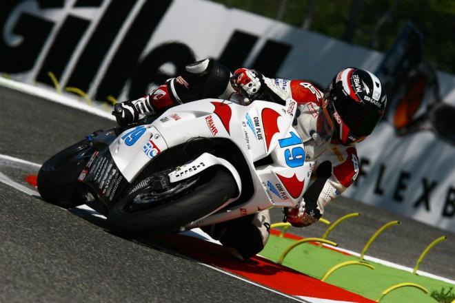 Èeský tým SMS Racing odjíždí z Imoly bez bodu