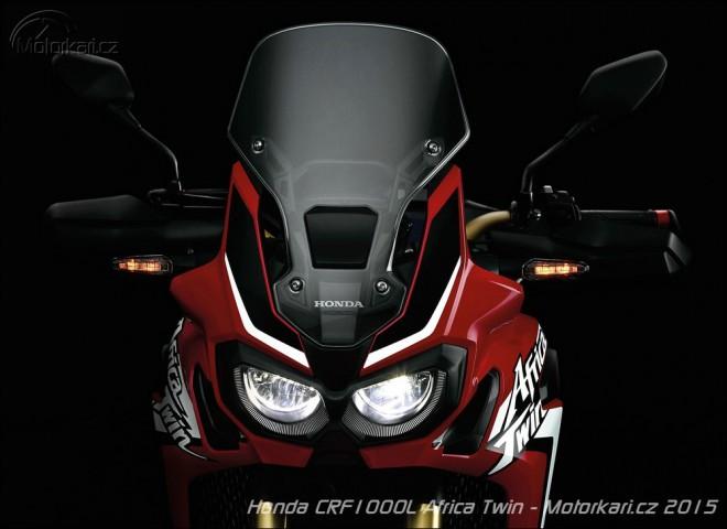 Potvrzeno: pøijde nová Honda Africa Twin!
