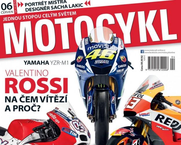 Motocykl 6/2015