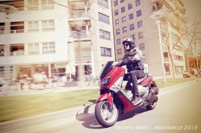 Yamaha NMAX: od léta i pro Evropu se 125 ccm motorem