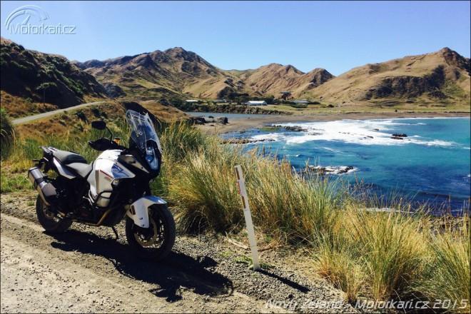 Jak se jezdí na Novém Zélandu