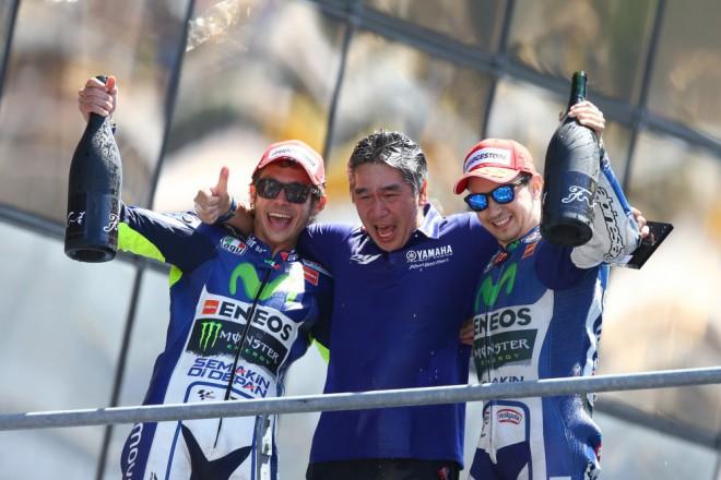 GP Francie – První Lorenzo, double pro Yamahu, Kornfeil šestý