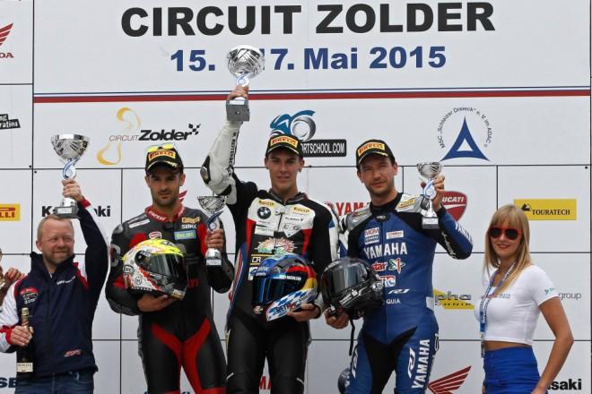 IDM: V Belgii dominoval Markus Reiterberger