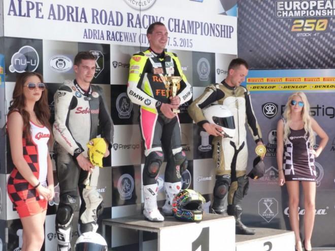 Michal Prášek vyhrál úvodní dva závody STK1000