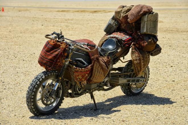Jak vypadají motorky z nového Šíleného Maxe?