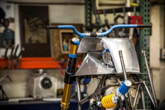 Victory staví motorku na závod Pikes Peak