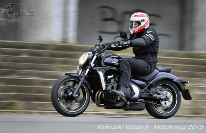 Kawasaki Vulcan S: malý cruiser