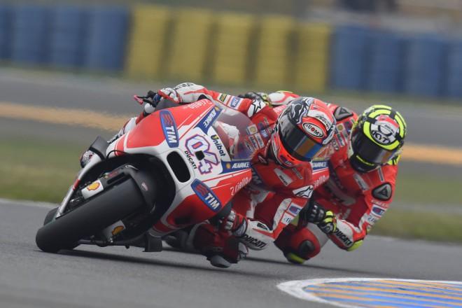 Vyhr�t v Mugellu, to je pro Ducati velk� v�zva