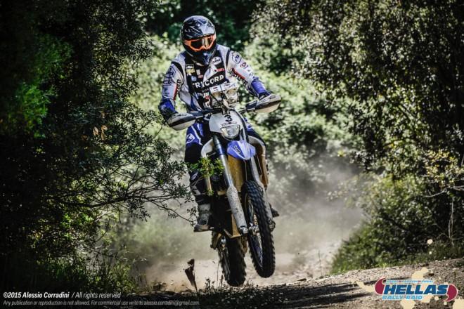 Hellas Raid Rally 2015