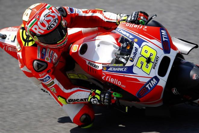 GP Itálie – Ducati slaví domácí pole position, Hanika s Kornfeilem druhou øadu na startu