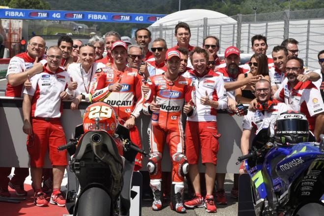 Ohlasy po kvalifikaci na italskou Grand Prix