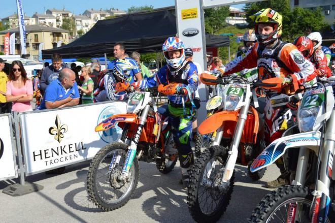 Evropský šampionát v enduru pokraèoval závodem v Chorvatsku