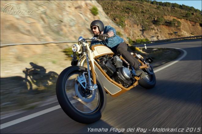 Yamaha XV950 Yard Built: Playa del Ray