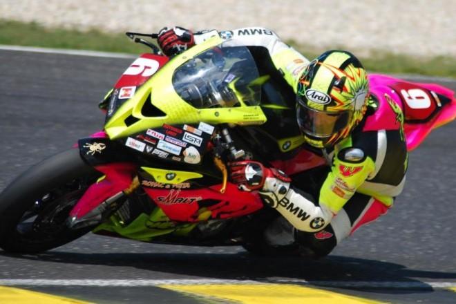 Výborný závodní víkend pro Michala Práška