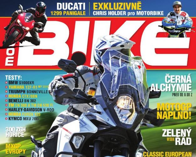 Motorbike 6 / 2015