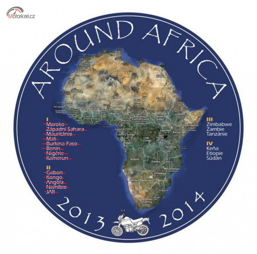 Around Africa stage 2