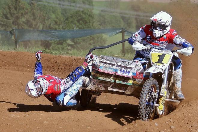 O nadcházejícím víkendu startuje MS Sidecarcross v Kramolínì