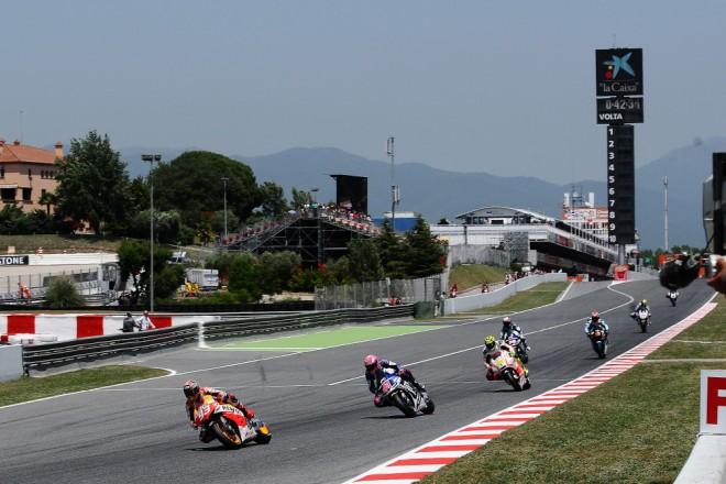 Sedmá GP sezony - Velká cena Katalánska