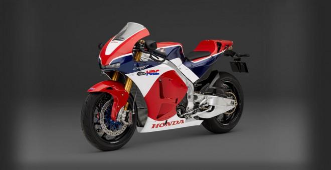 Honda pøedstavila budoucnost supersportù RC213V-S