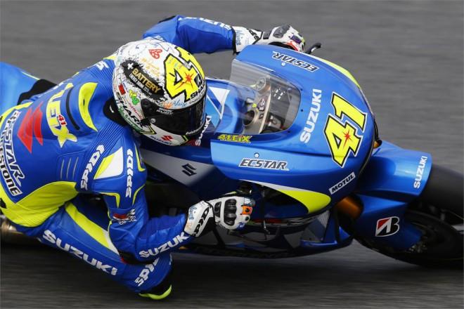 Suzuki zapracovala na vývoji, Espargaró na èasech