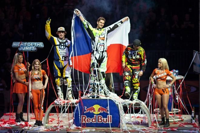 Jel jsem si to hlavnì užít, øíká evropský šampion Petr Pilát