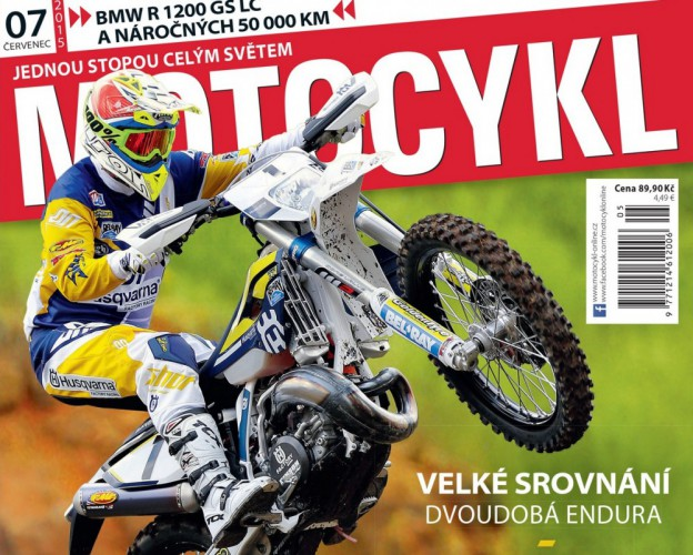 Motocykl 7/2015