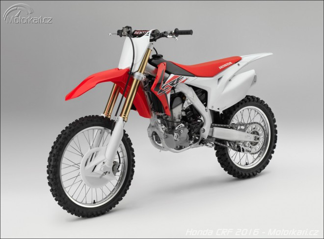 Off-Roady Honda 2016