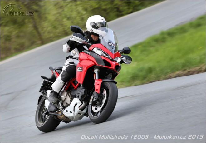 Ducati Multistrada 1200S: všestranný sportovec