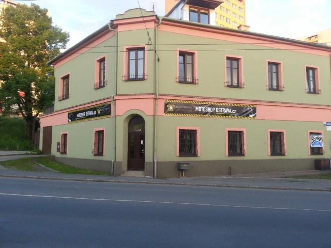 Nový motoshop v Ostravì – MotoshopOstrava.cz